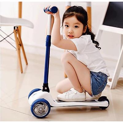 Xe Trượt Scooter Điện Cao Cấp (Giao Hàng Theo Mẫu Ngẫu Nhiên)