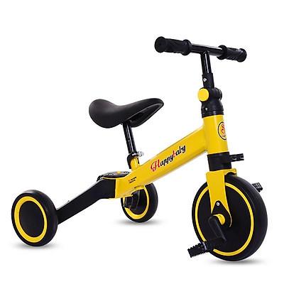 Xe chòi chân - 3 bánh có bàn đạp - xe thăng bằng 3 in 1