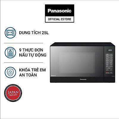 Lò Vi Sóng Panasonic NN-ST34HMYUE (800W) - Hàng Chính Hãng