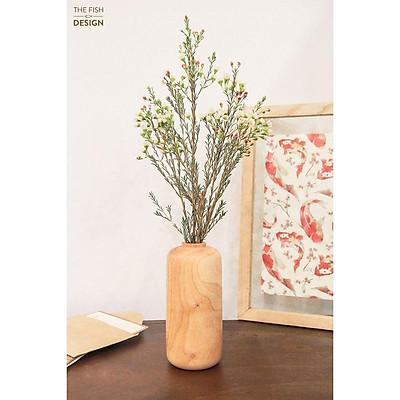 Bình Hoa Trụ Tròn (cắm hoa tươi và hoa khô) OE