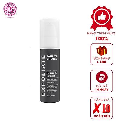 Gel Tẩy Tế Bào Chết Hóa Học Paula's Choice 2% BHA - Skin Perfecting 2% BHA Gel Exfoliant 100ml