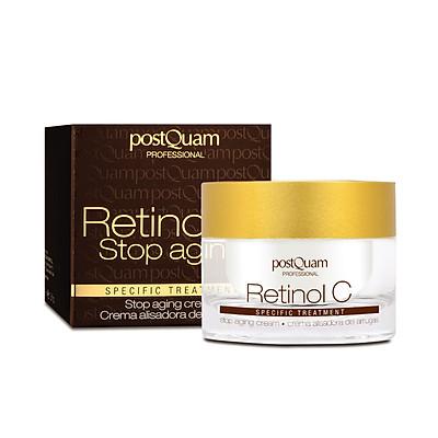 postQuam - Kem Giúp Điều Trị Độc Đáo Retinol và Ester C (50ml)