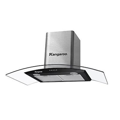 Máy hút mùi kính cong Kangaroo KG526 size 90cm- Hàng chính hãng