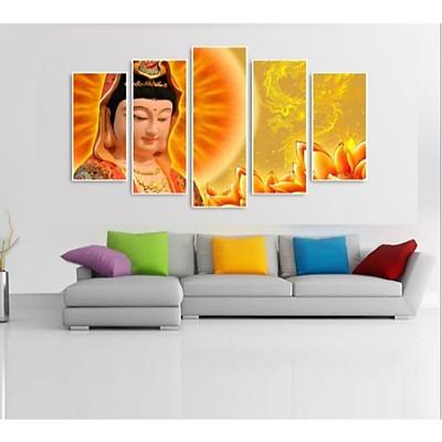 Tranh Treo Phòng Thờ  Phật Giáo  Mẫu 5