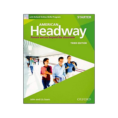 American Headway: Starter: Student Book with Online Skills: Starter : Proven Success Beyond the Classroom