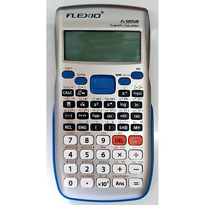 Máy tính khoa học Flexio FX590VN - xanh