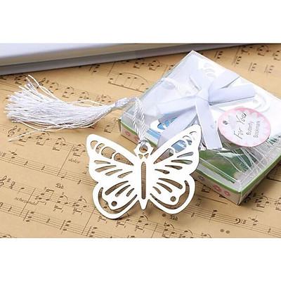 Bookmark Kim Loại Đánh Dấu Sách - Butterfly