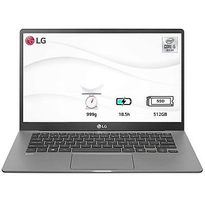 Laptop LG Gram 2020 14ZD90N-V.AX55A5 (Core i5-1035G7/ 8GB/ 512GB NVMe/ 14 FHD IPS/ NonOS) - Hàng Chính Hãng