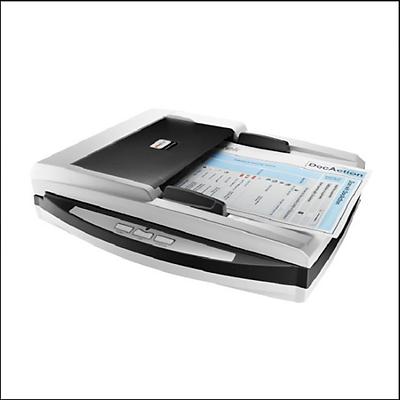 Máy Scan Plustek 2 mặt tự động + Flatbed PL3060 - Hàng chính hãng