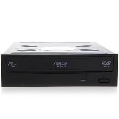 Ổ Đĩa Quang DVD Asus 18x SATA DVD-E818A9T  (ĐEN)