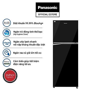 [CHỈ GIAO HCM] Tủ lạnh Panasonic Inverter 268 lít NR-TV301VGMV - Diệt khuẩn 99.99% - Ướp lạnh nhanh - Hàng chính hãng
