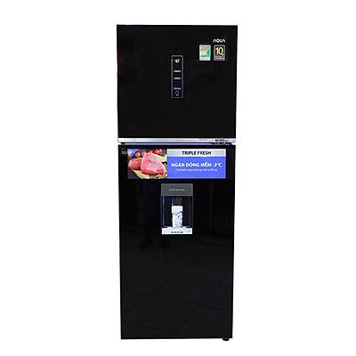 Tủ lạnh Aqua 344 Lít AQR-T389FA-WGB - HÀNG CHÍNH HÃNG - Chỉ giao tại HCM