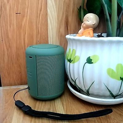 Loa Bluetooth mini không dây Bass mạnh Chống nước MC V8 – Loa siêu trầm, âm thanh nổi HiFi, Pin trâu 2200mAh, Hỗ trợ thẻ nhớ, USB
