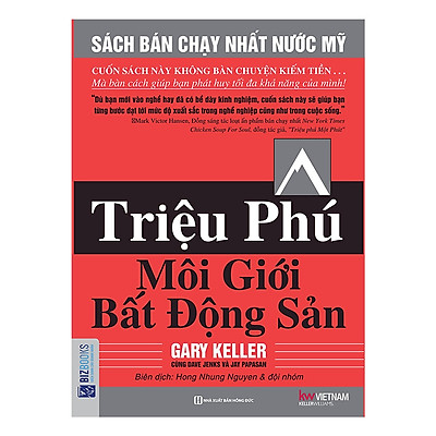 Triệu Phú Môi Giới Bất Động Sản(Tặng kèm Kho Audio Books)