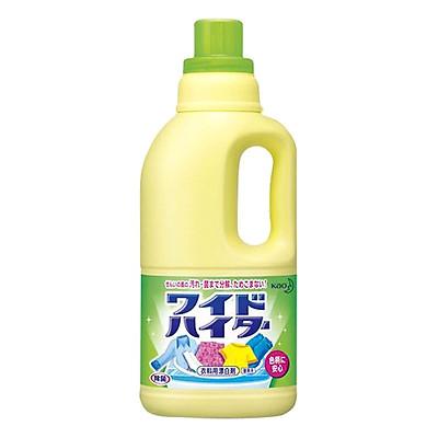 Chai Tẩy Quần Áo Màu Kao Kobini Nhật Bản (1000ml)
