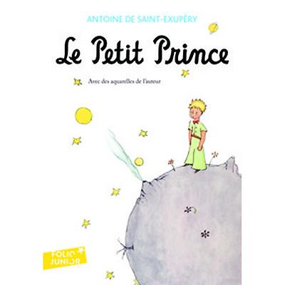 Tiểu thuyết Văn học tiếng Pháp: Le Petit Prince - Edition spéciale