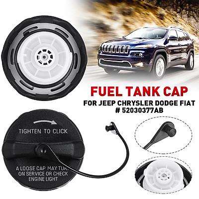Chryslr Dodge Fuel tank Filler Gas Cap 52030377AB W/Tether 99-19 OEM