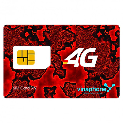 Sim 4G Vinaphone VD89 Tặng 62GB/Tháng Và 43.000 Phút Gọi [Miễn phí 1 năm] - Mẫu ngẫu nhiên