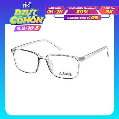 Kính Mắt Chống Tia UV Từ Điện Thoại, Máy Tính, Chống Mỏi Mắt Gọng kính chính hãng SARIFA LD2418