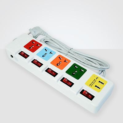 Ổ cắm điện đa năng Honjianda HJD-0655B