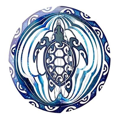 Rùa biền 3D dùng để trang trí