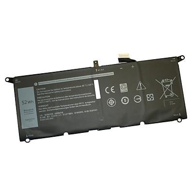 Pin dành cho Laptop DELL XPS 13 9370,  DELL XPS 13 9380 - G8VCF 0H754V DXGH8