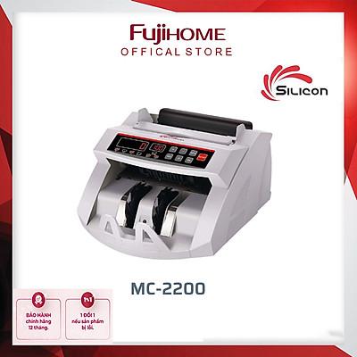 Máy Đếm Tiền Thế Hệ Mới Silicon  MC-2200 - Hàng Chính Hãng