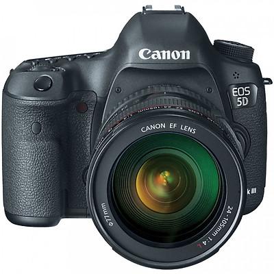 Canon 5D MARK III + EF 24-105mm F/4 IS - Hàng Chính Hãng