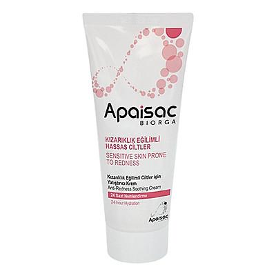 Kem Làm Dịu Da Bị Ửng Đỏ Apaisac Biorga Anti - Redness Soothing Cream  (40ml)