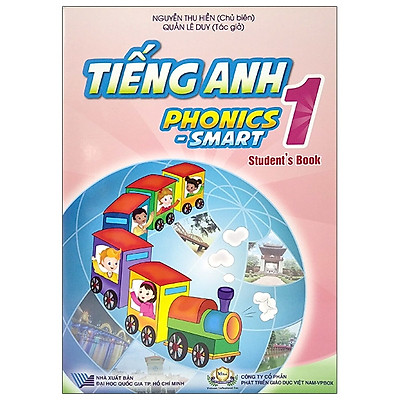 Tiếng Anh - Phonics Smart 1 - Student's Book