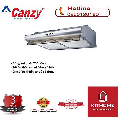 Máy Hút Mùi Canzy CZ-2070 Inox - Hàng Chính Hãng