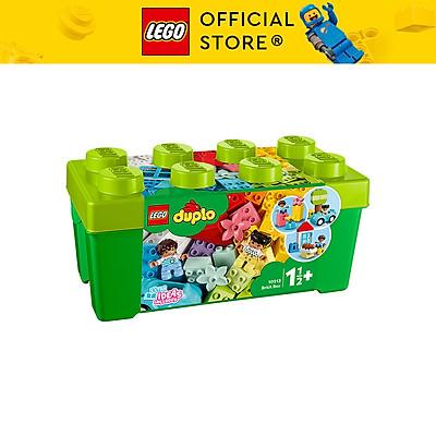 Đồ Chơi Lắp Ráp Lego Duplo Thùng Gạch Sáng Tạo 10913 (65 Chi Tiết)