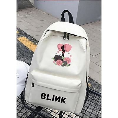 Balo Blackpink balo cặp sách đi học nữ Hàn Quốc