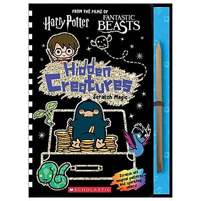 Wizarding World: Hidden Creatures Scratch Magic (J.K. Rowling's Wizarding World) (Harry Potter)
