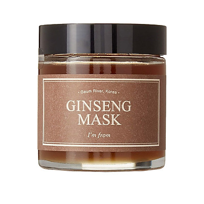 Mặt Nạ Hồng Sâm I'm From Ginseng Mask