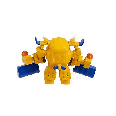 Đồ Chơi Robot Bẻ Khớp Mini - Donnie Thông Minh Superwings YW740992
