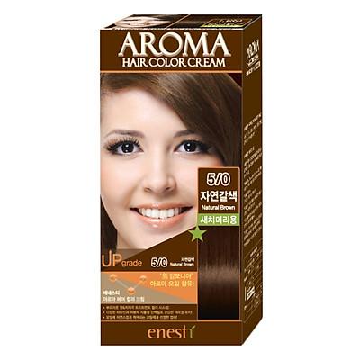 Thuốc Nhuộm Tóc Enesti Aroma (130ml)