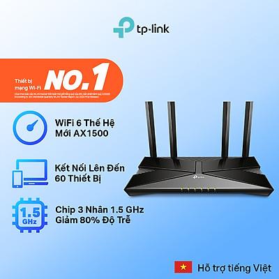 Bộ Phát Wifi TP-Link Archer AX10 Wifi 6 1500Mbps - Hàng Chính Hãng