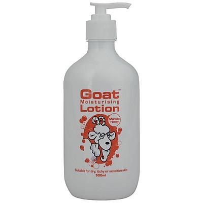 Goat Lotion with Manuka Honey 500ml