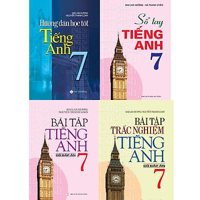Combo Bài Tập Tiếng Anh 7 Có Đáp Án - Mai Lan Hương