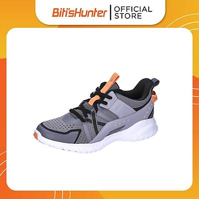 Giày Thể Thao Cao Cấp Nam Biti's Hunter X Classik Grey DSMH06500XAM (Xám)