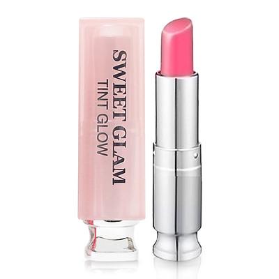 Son dưỡng môi có màu Secret Key Sweet Glam Tint Glow 3.5g