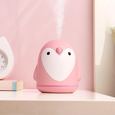 Mini USB Humidifier 250ml Mist Humidifier W/ LED Night Light Quiet Operation