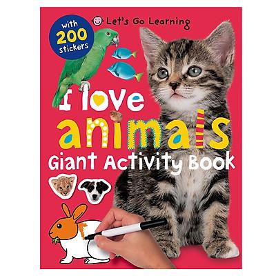 I Love Animals: I Love Padded