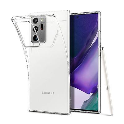 Ốp lưng TPU cho Samsung Galaxy S20 / S20 Plus / S20 Ultra / Note 20 / Note 20 Plus / Note 20 Ultra Silicon trong suốt chống va đạp trầy xước