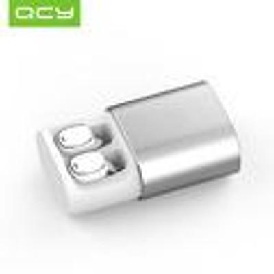 QCY T1 Pro TWS Bluetooth Headphones Bulit-in Mic Wireless Earphones Touch Control Sports Earphone