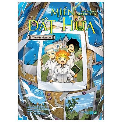 Miền Đất Hứa - The Promised Neverland - Thư Của Norman (Light Novel) - Tặng Kèm 1 Pop-Up Card (Thiết Kế Độc Quyền Cho Phiên Bản Việt Nam)