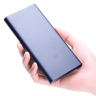 Pin Sạc Dự Phòng Xiaomi Gen 2S Version 2018 10000 mAh 2 Cổng USB Hỗ Trợ QC 3.0 - Hàng Chính Hãng
