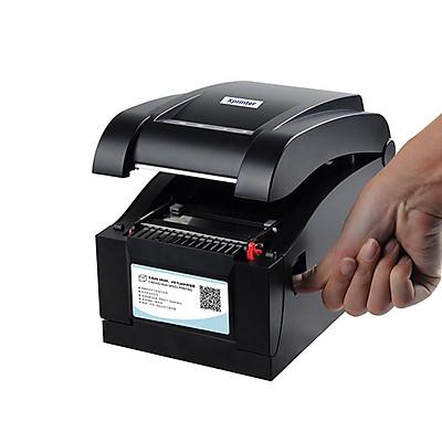 Máy in Xprinter XP 350BM in đơn hàng GHTK bằng điện thoại qua wifi, in tem nhãn và phiếu giao hàng các sàn TMĐT- Hàng chính hãng
