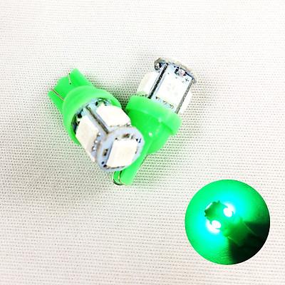Đèn Led xi nhan demi Sương mù, Đồng hồ, Led biển số 1 tầng cho xe máy (1 cái)